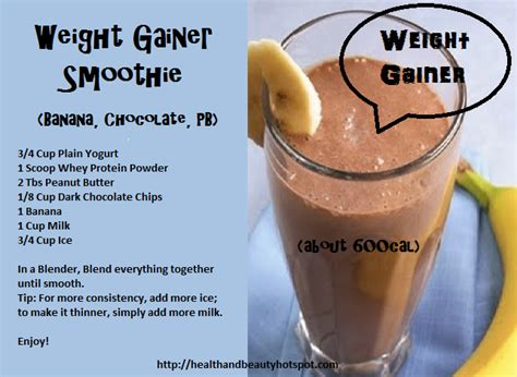 how to make your gain weight weight gainer without milk ftempo