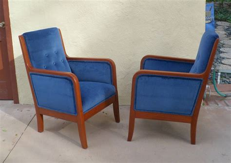 Small Scale Armchairs by Pair Of Small Scale Swedish Deco Armchairs Circa 1920