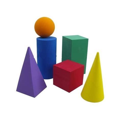 imagenes abstractas de tipo geometrico cuerpos geometricos goma eva 6 pcs gb gs06 12 active