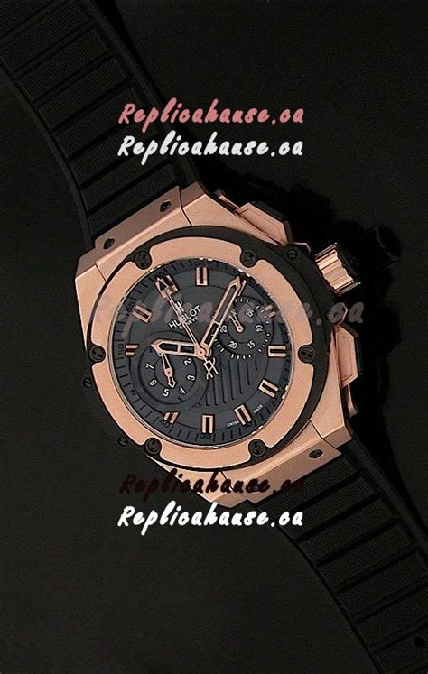 Hublot Big King Power Swiss hublot big king power gold swiss shipping