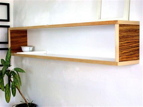 modern wall shelf lighting