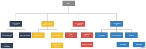 Organogram Exle You Can Edit This Template And Create Your Own Diagram Creately Diagrams Organogram Template Excel
