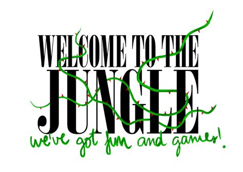 login welcome mobile o welcome to the jungle by welcometothe on deviantart