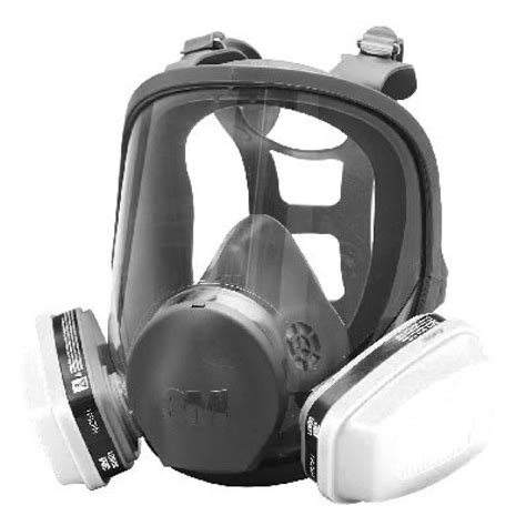 spray painter mask 3m 6000 series paint spray pesticide respirator