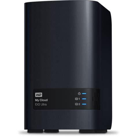 My Digital 2 by Western Digital My Cloud Ex2 Ultra 16tb Nas Server