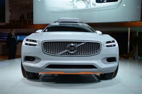 volvo xc coupe volvo xc coupe concept naias 2014