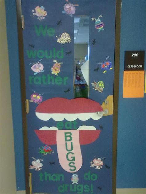 148 best ribbon week door decorating ideas images on