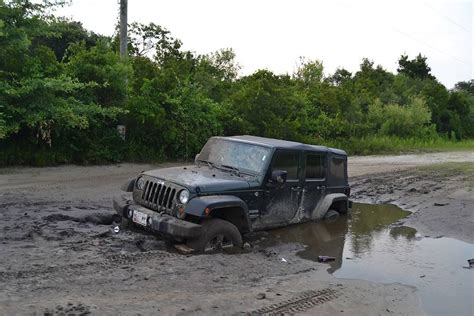 What to do When Your Jeep is Stuck