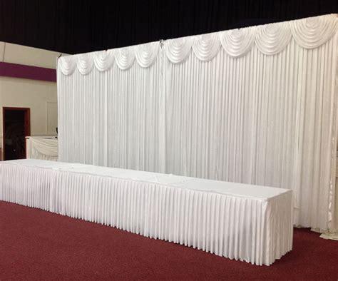 white curtain backdrop white wedding backdrop www imgkid com the image kid