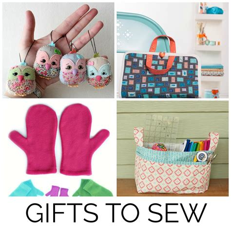 easy gifts to sew 10 gifts to sew throughout the year