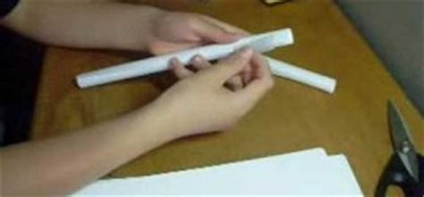 How To Make A Paper Mp5 - how to make a paper slinky 171 papercraft wonderhowto