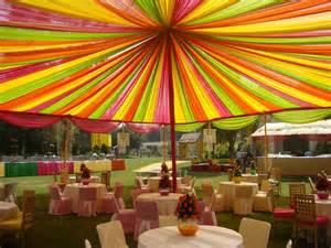 Victoria House Decor Mehta Tent House Punjabi Theme