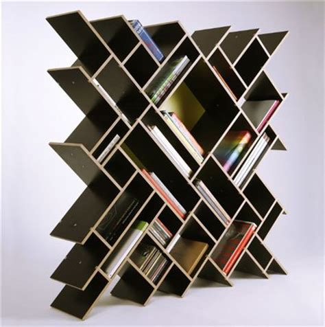 angled bookshelves angled bookshelf home accessories
