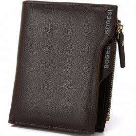 Dompet Pria Bogesi Leather S Wallet Coffee Brown bogesi dompet kulit pria bogesi836 blue jakartanotebook