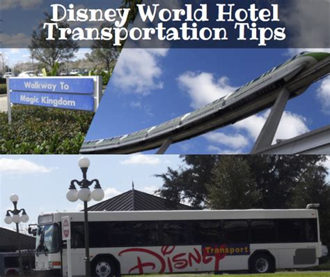Hotel Transportation by Disney World Hotel Transportation To Theme Parks Scooter