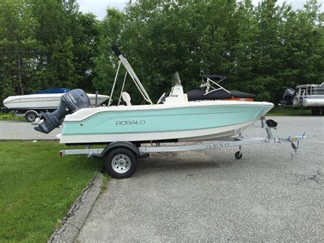 center console boats robalo robalo r160 center console boats for sale boats