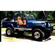 Jeep Scrambler  The Truth About Cars