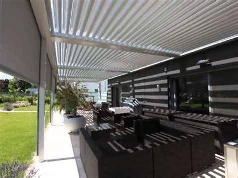 lamellendach terrasse erfahrungen lamellendach terrassendach innen