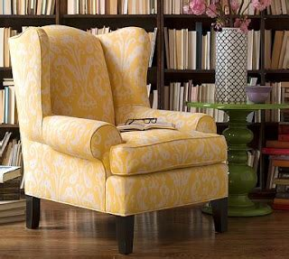 dwell repurposed goodwill wingback chair
