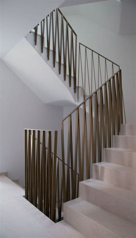Stainless Steel Banister Rails 1000 Ideas About Stair Handrail On Pinterest Stainless