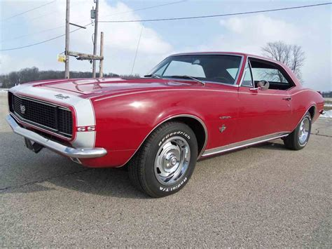67 camaro ss rs for sale 1967 chevrolet camaro rs ss for sale classiccars
