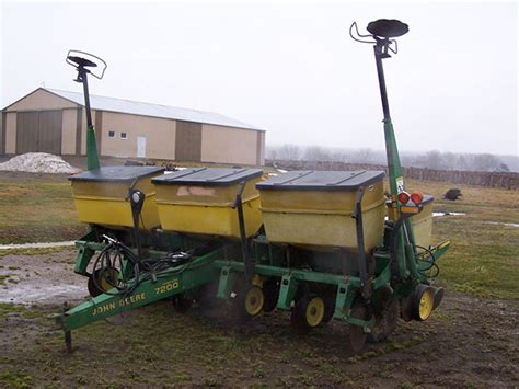 No Till Planters For Sale by Used Corn Planter Jd 7200 For Sale