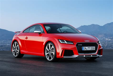 Luxury Home Stuff by 2017 Audi Tt Rs The Awesomer
