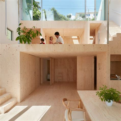 japanese home design blogs the exposed plywood trend in architecture and how to make