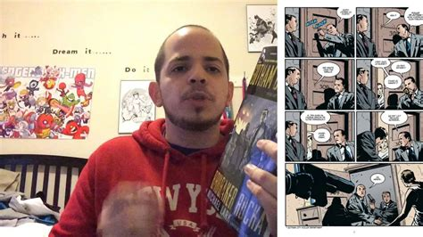 libro gotham central omnibus hc gotham central volume 1 review youtube