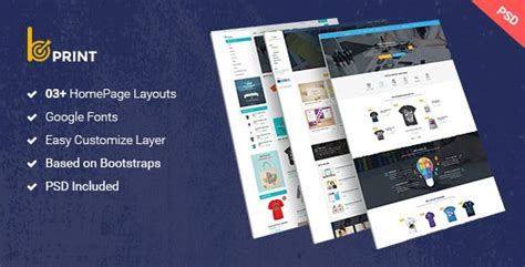 themeforest koncept printing templates from themeforest