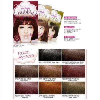 Harga Etude House Style Hair Coloring rekomendasi pewarna rambut dari korea di bawah rp200 ribu