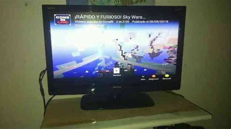 Tv Led 14 Inch Sanyo vendo tv led 24 sanyo trelew doplim 203052