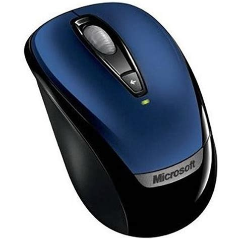 microsoft wireless mobile mouse 3000 microsoft wireless mobile mouse 3000 blue 6ba00023 b h photo