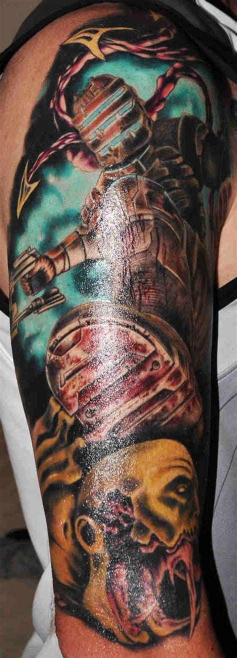dead space tattoo cool geek tattoos pinterest