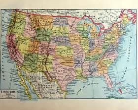 us atlas map popular items for us atlas on etsy
