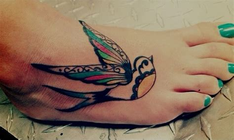 Birds Tattoos And Designs Page 114 Bird Foot Ideas