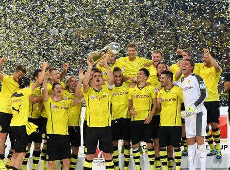 supercup 2014 wann supercup am 14 august bvb empf 228 ngt fc bayern bvb de