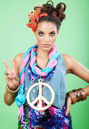 er hippie mode