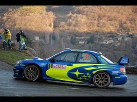 subaru wrc 2007 goodbye subaru impreza wrc 2007 youtube