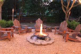 backyard pits backyard ideas cheap pit tiki torches and summer