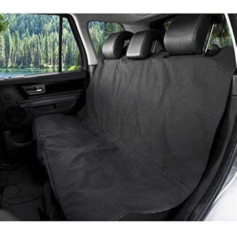 waterproof back seat car covers deluxe quilted padded car back seat cover for dogs
