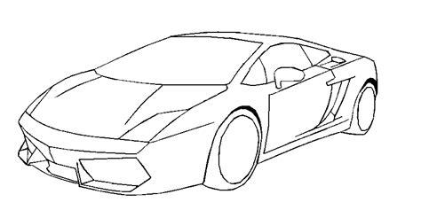 Lamborghini Outline The Gallery For Gt Lamborghini Aventador Drawing Outline