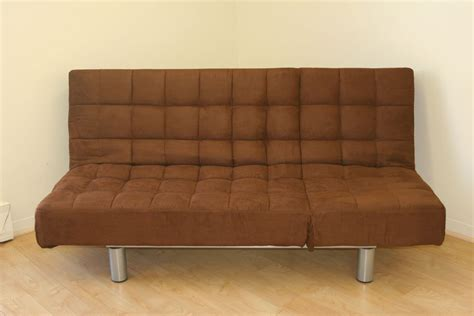 Microfiber Futon Sofa Bed by Modern Microfiber Multi Position Futon Sofa Bed Sleeper