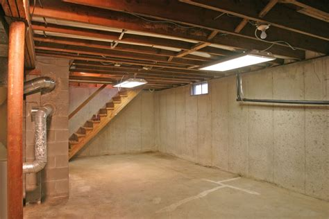 basement homes why it s worth finishing your unfinished basement realty