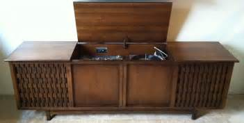 cabinet record player the 1966 philco high fidelity all transistor stereophonic radio phonograph the prudent groove