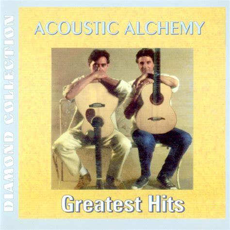 Piringan Hitam Acoustic Alchemy Blue Chip acoustic alchemy
