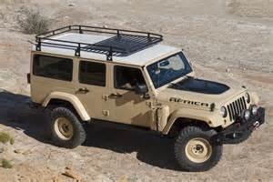 Jeep Concept 2015 Jeep Wrangler Africa Concept Jk 03 2015