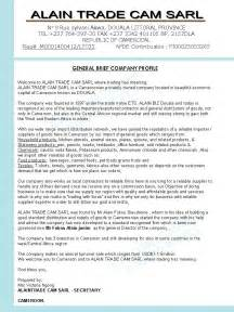 Company Report Sample Ripoff Report Alain Trade Cam Sarl Complaint Review Internet
