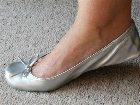 flat fold up shoes roll fold up handbag flat shoes pocket