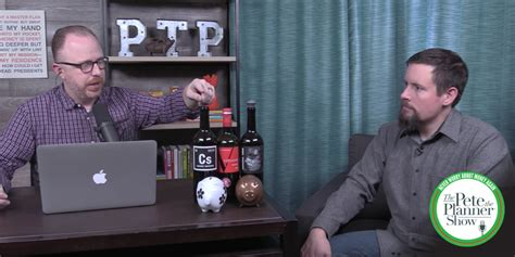 ptptv episode 1 power percentage and wine pete the
